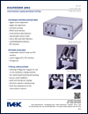Digifeed 2002 product sheet