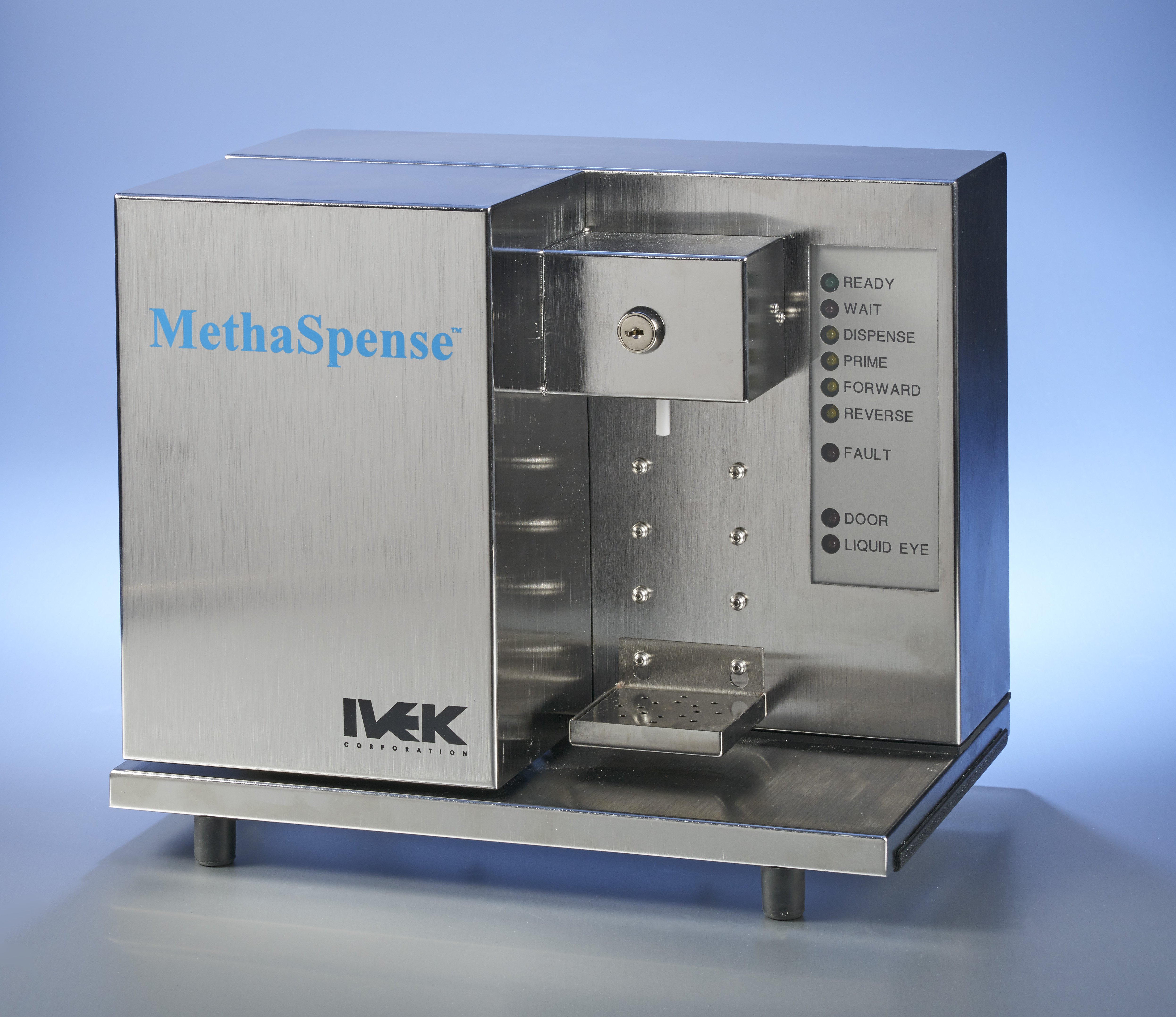 MethaSpense Circulation Metering System